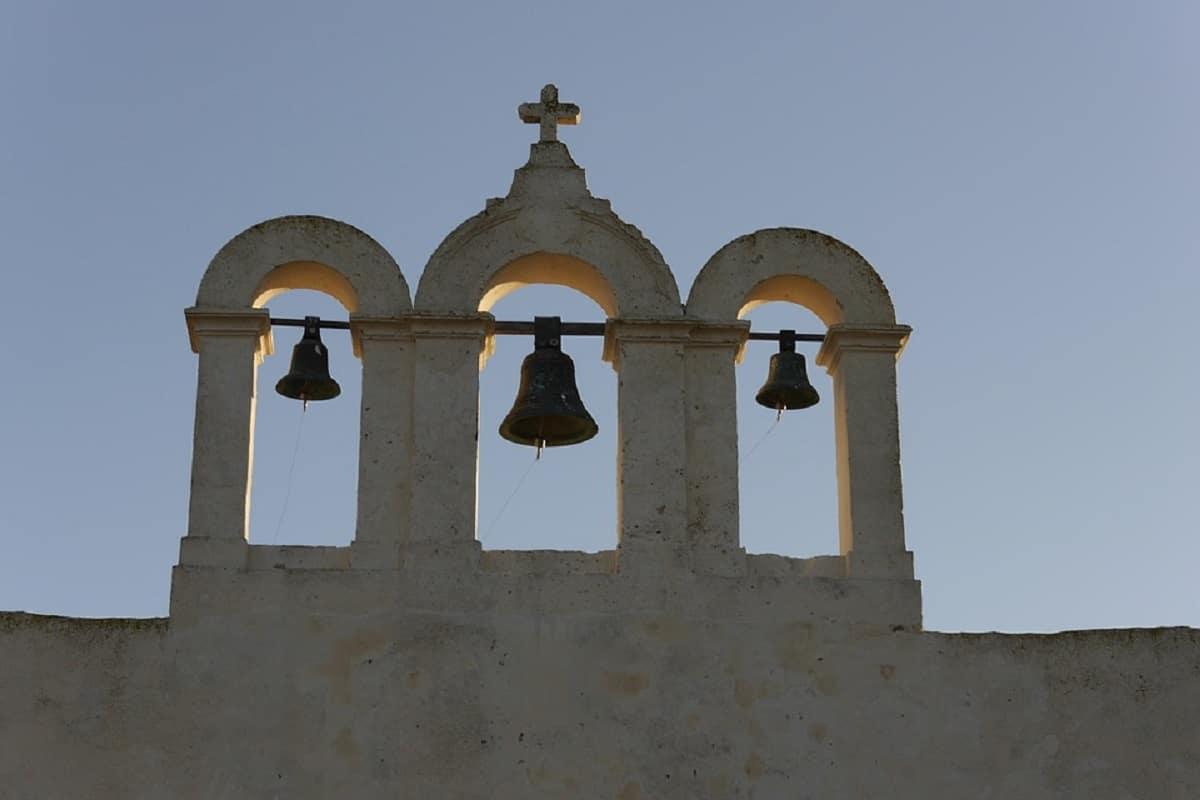 Existen dos toques de campana que son plegarias o súplicas: Andas y Plegaria Prerrogativa.