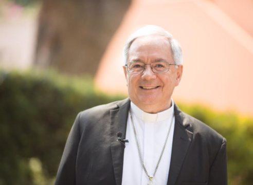 Monseñor Daniel Rivera, obispo auxiliar de México, dio positivo a COVID