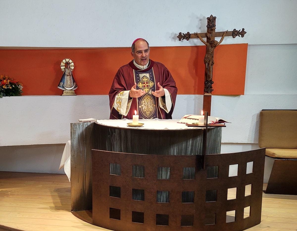 Mons. Héctor Mario Pérez Villarreal /Foto: Ricardo Sánchez