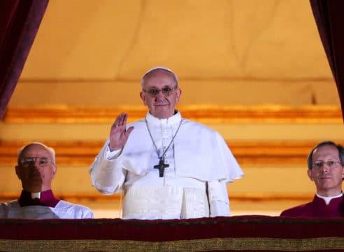 Se cumplen 8 años que fue elegido el Papa Francisco