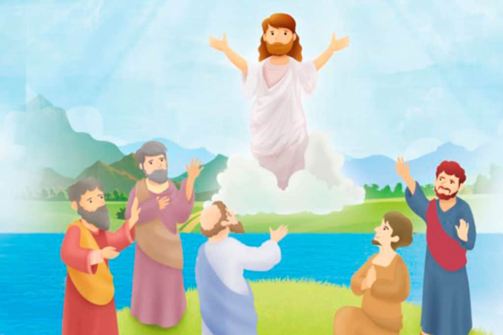 Relato de la Resurrección de Jesús. Foto Cortesía p. Humberto Pro