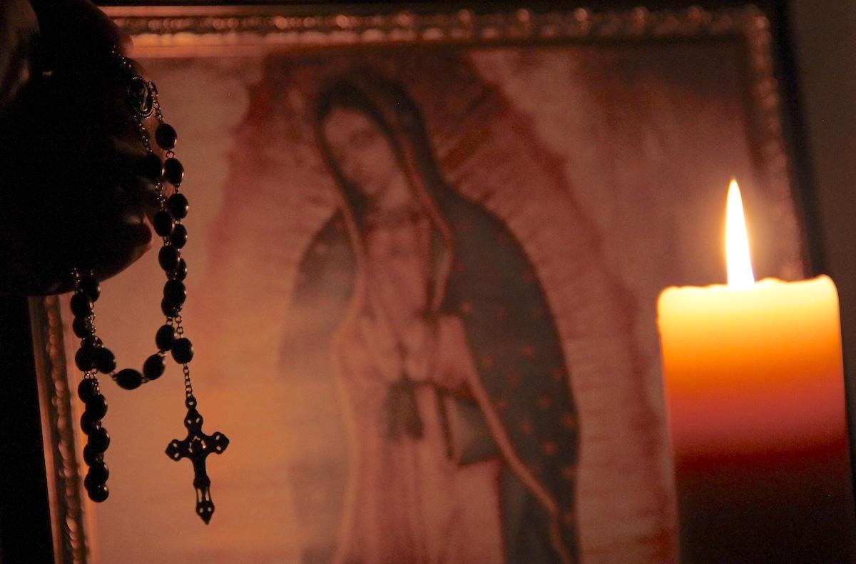 Imagen de la Virgen de Guadalupe. Foto: Cathopic