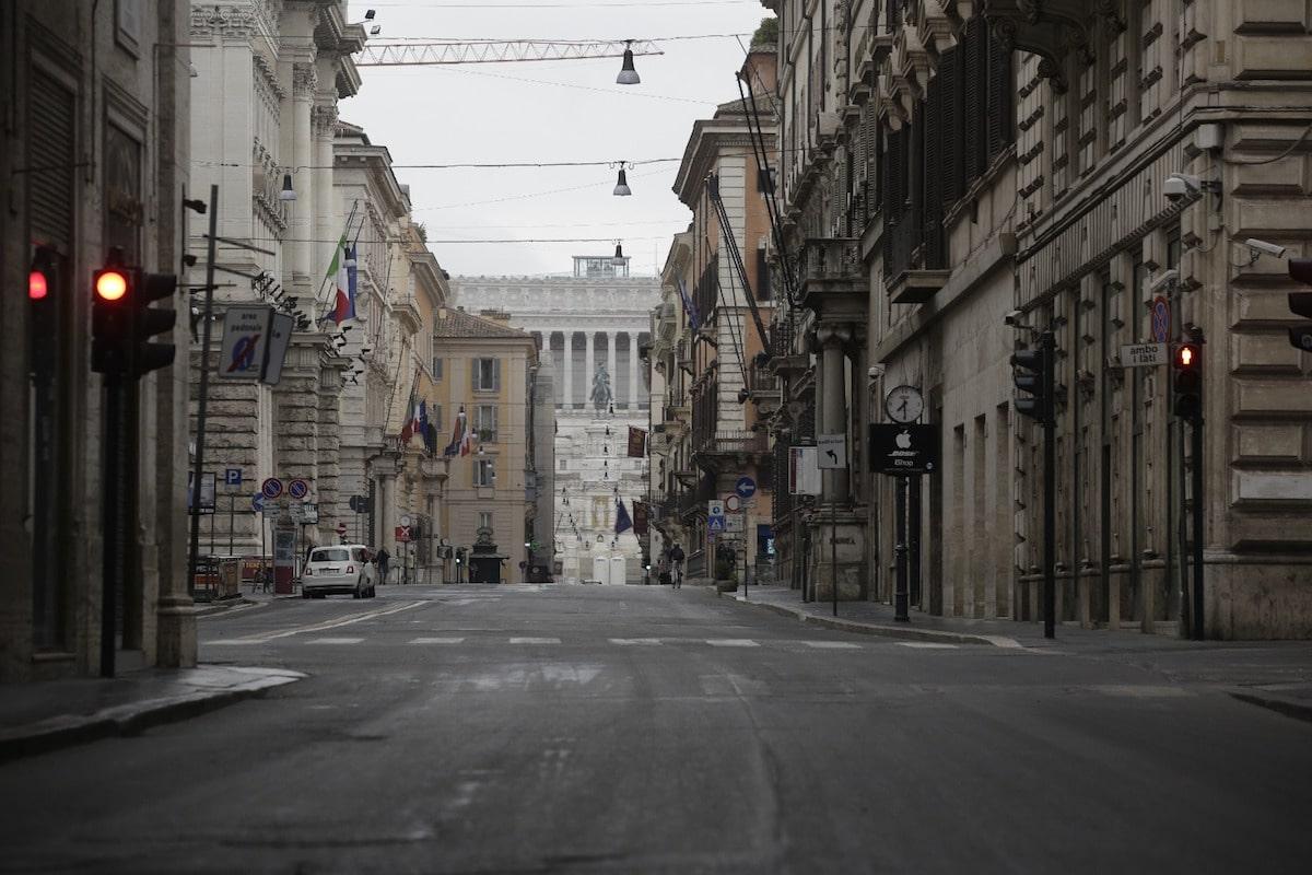 Italia se encuentra en estado de emergencia por la pandemia de coronavirus. Foto: Pablo Esparza