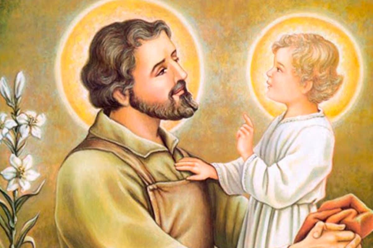Los padres de familia tienen en San José un gran ejemplo de paternidad.