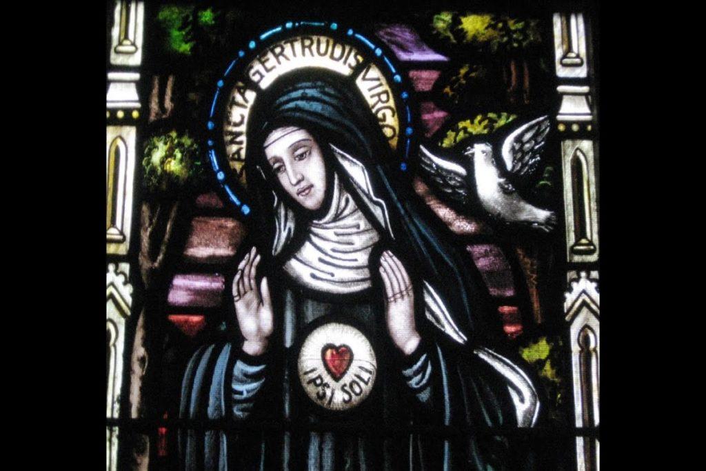 Santa Gertrudis de Nivelles
