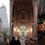 La Catedral de Cuernavaca, patrimonio de la humanidad