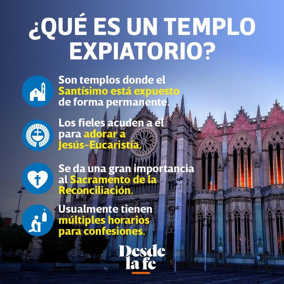 ¿Qué es un templo expiatorio?