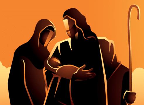 Guía para rezar el Rosario: Misterios Gozosos