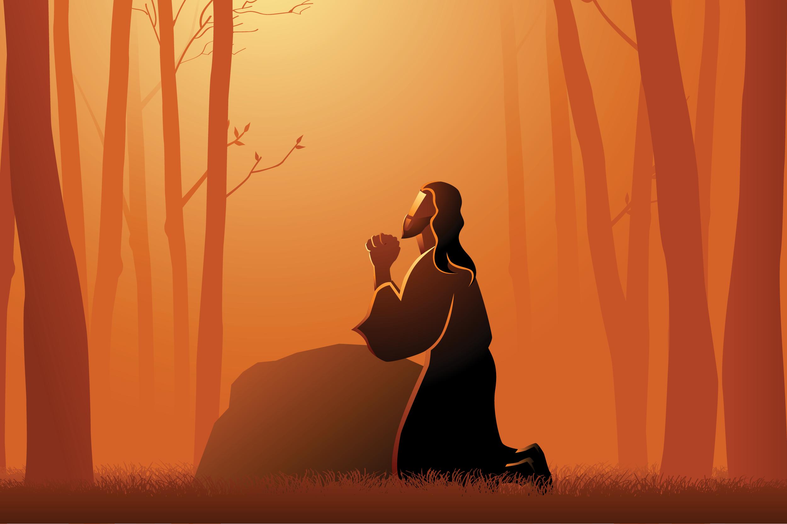 La Oración de Jesús en el Huerto