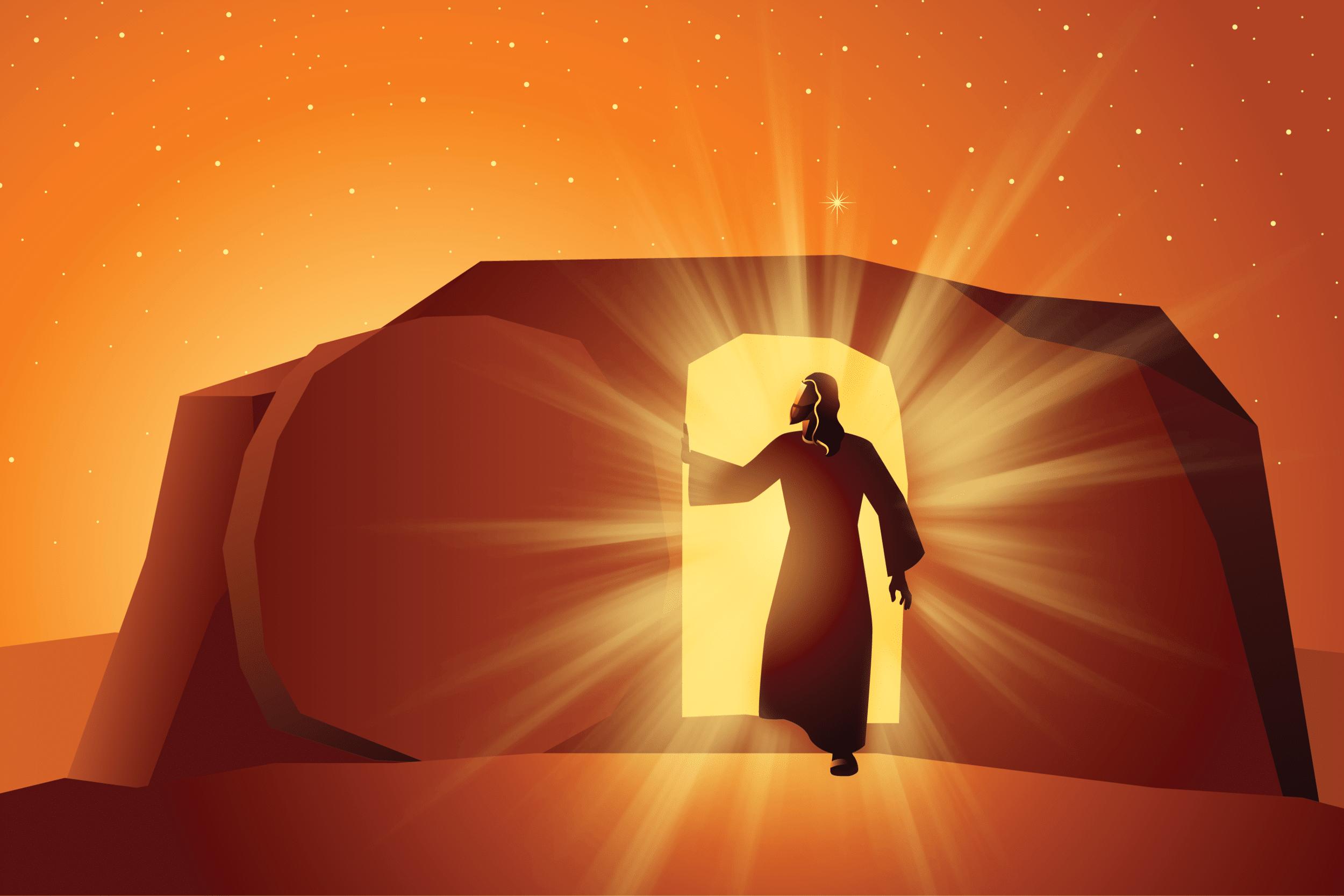La Resurrección del Hijo de Dios.