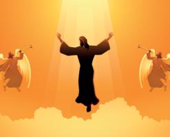 Si el Señor se fue al Cielo, ¿cómo podía presentarse a sus discípulos?