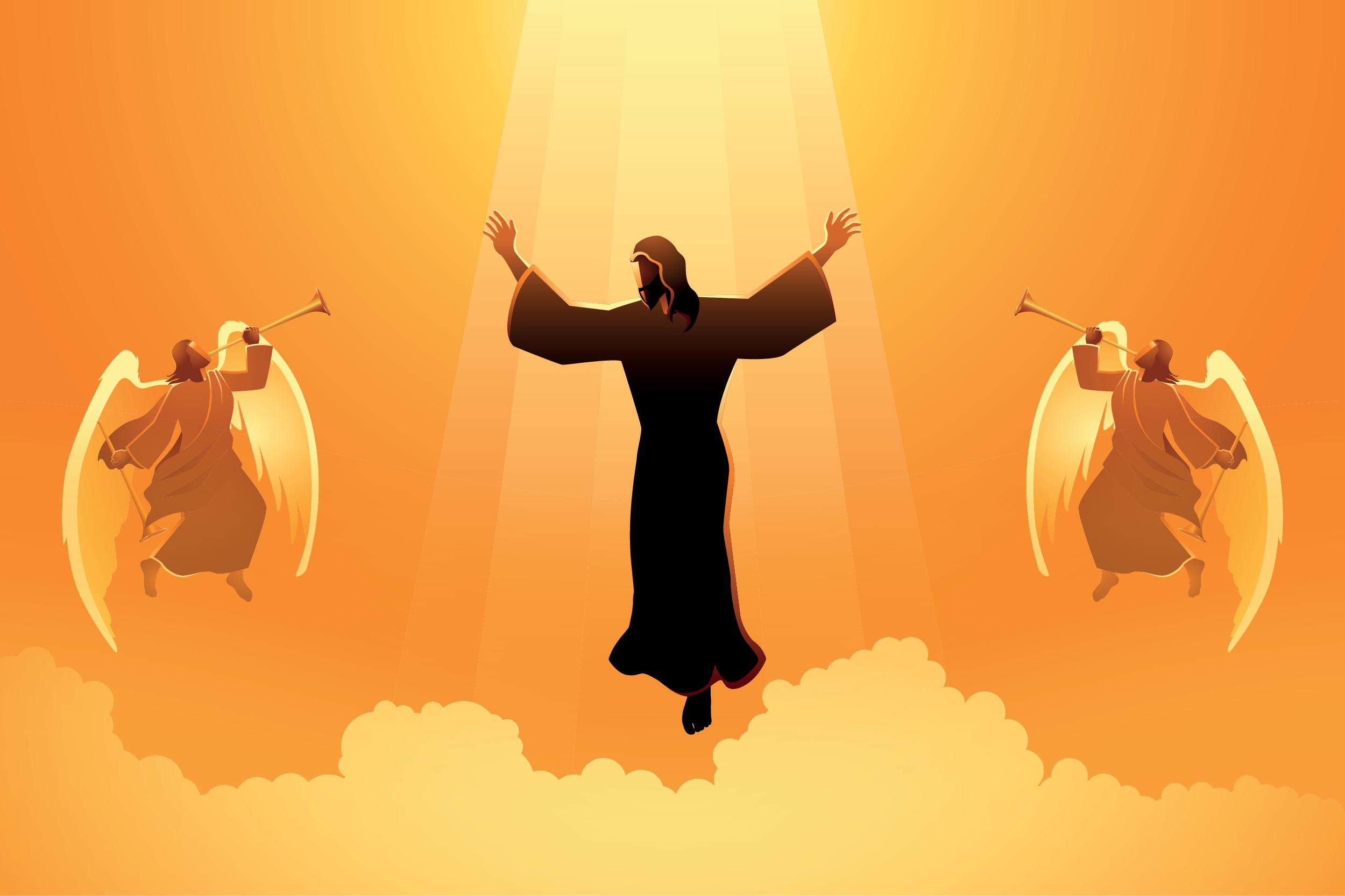 La Ascensión del Señor a los Cielos