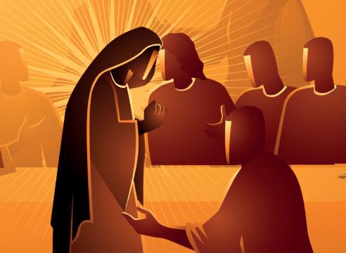 Guía para rezar el Rosario: Misterios Gloriosos