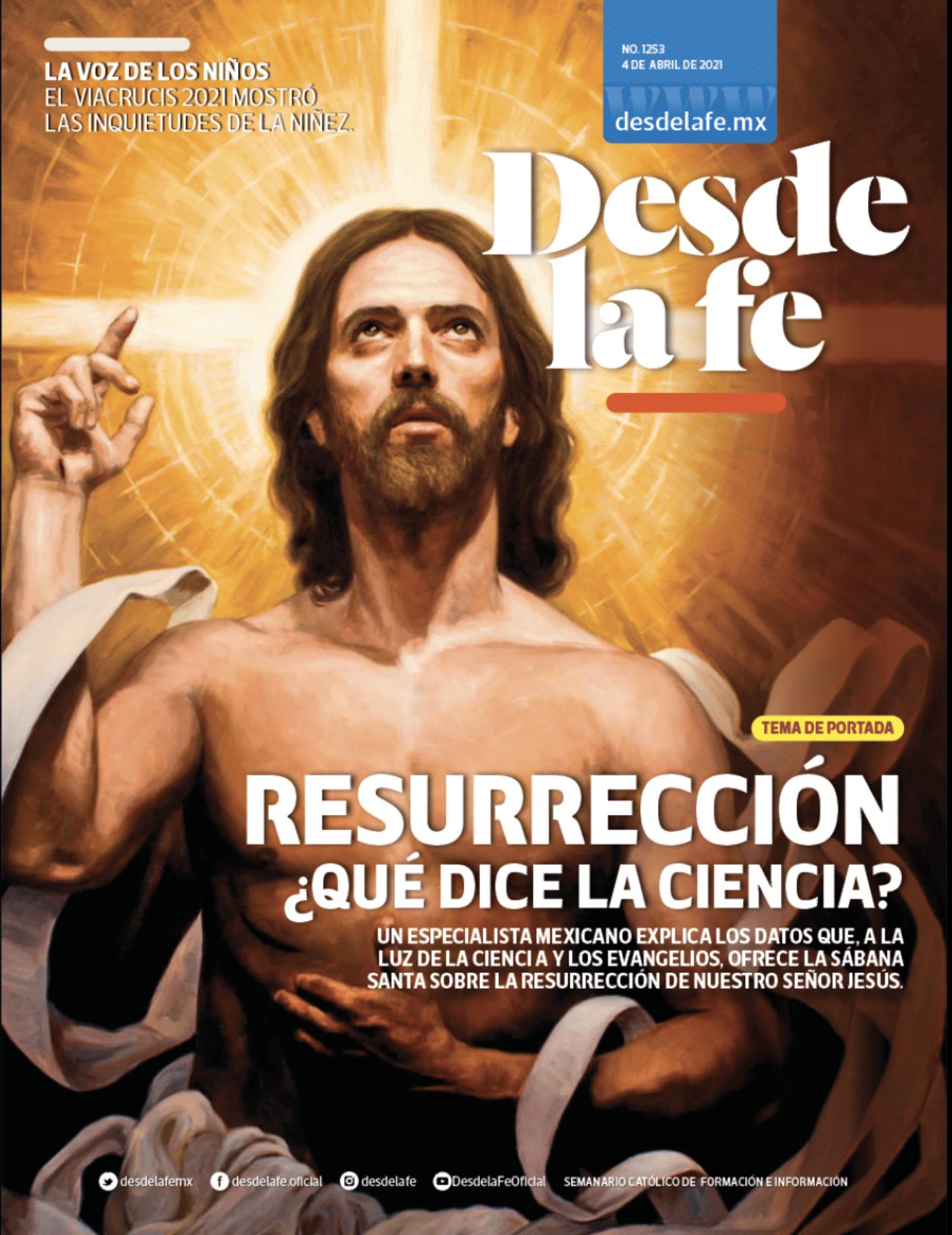 Edición Impresa Desde la fe