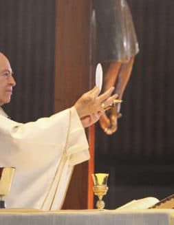 Homilía del Arzobispo Aguiar en el Encuentro con los Obispos