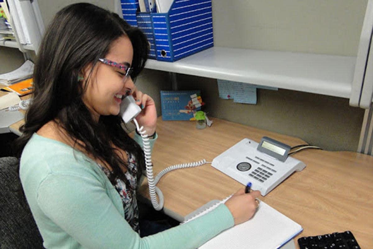 El Centro de Escucha atiende de manera nacional a personas con problemas emocionales. Foto Especial