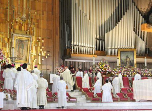 América Latina y el Caribe se consagran a la Virgen de Guadalupe