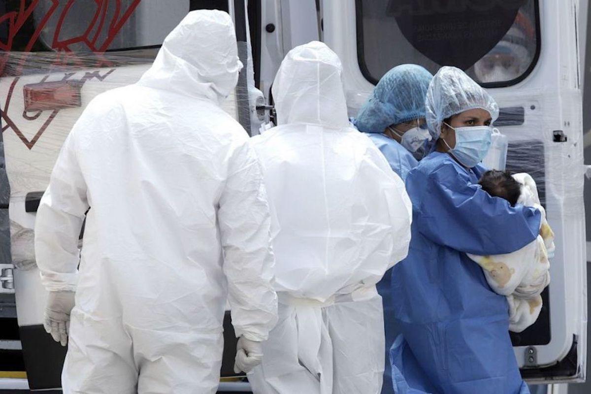 La solidaridad, el mejor antivirus contra la pandemia.