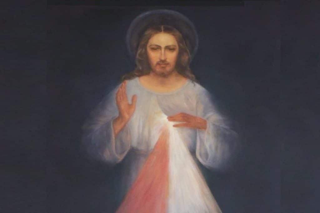 La fiesta de la Divina Misericordia se celebra el Segundo Domingo de Pascua. Foto: Cortesía Susana Segura