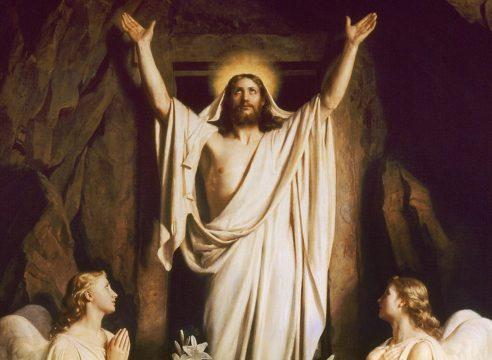 ¡Veamos en este curso a qué nos llama la Resurrección de Jesús!
