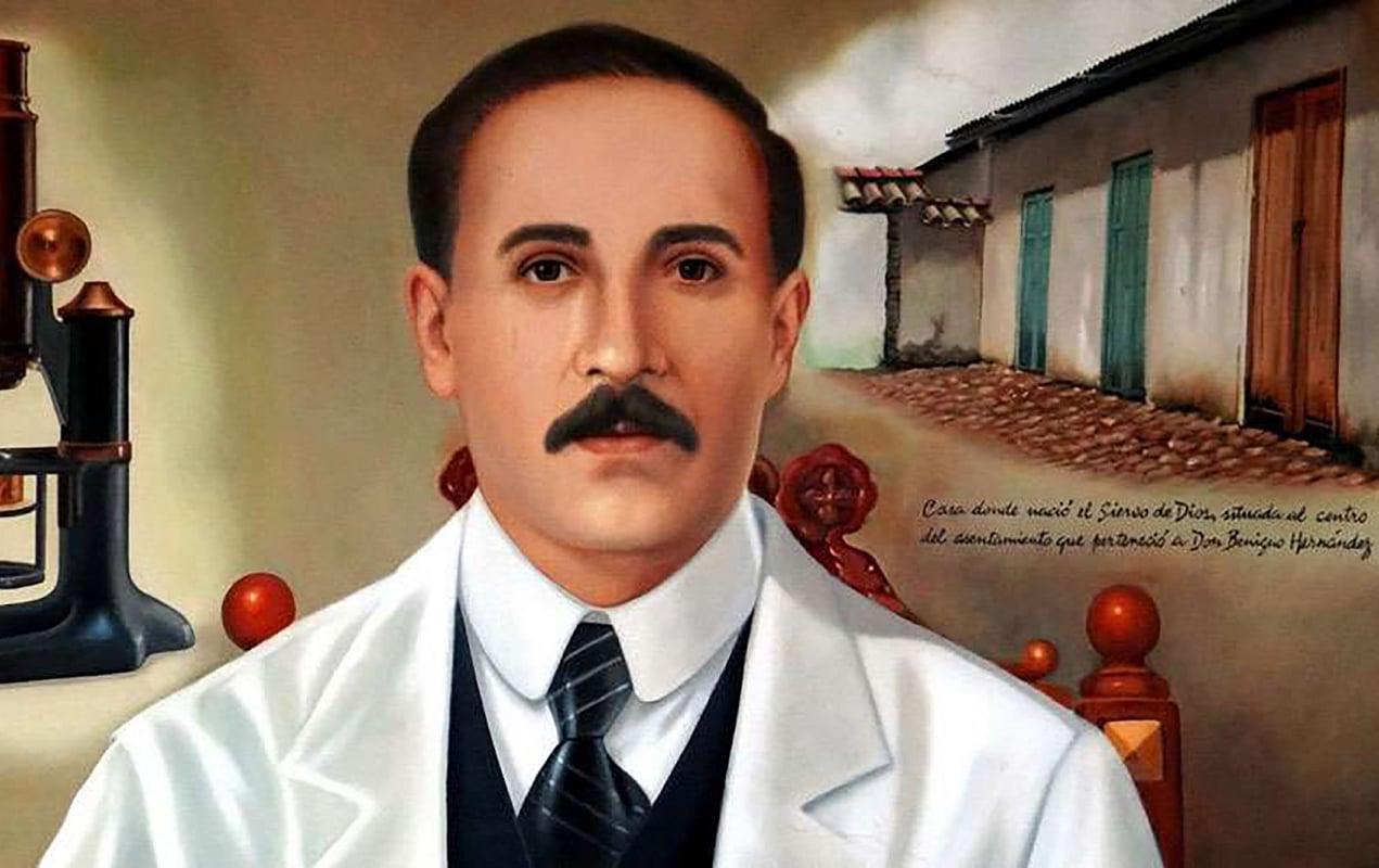 José Gregorio Hernández.
