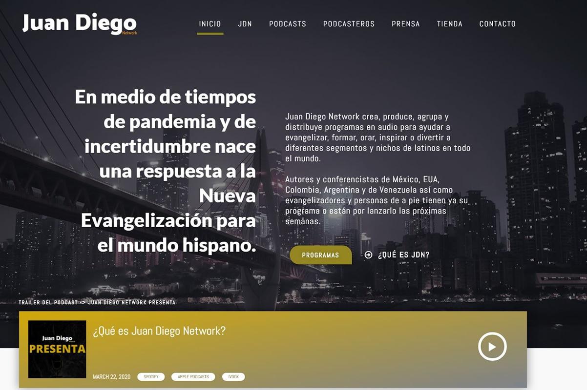 Juan Diego Network.