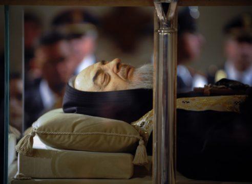 ¿El cuerpo del Padre Pío está incorrupto?
