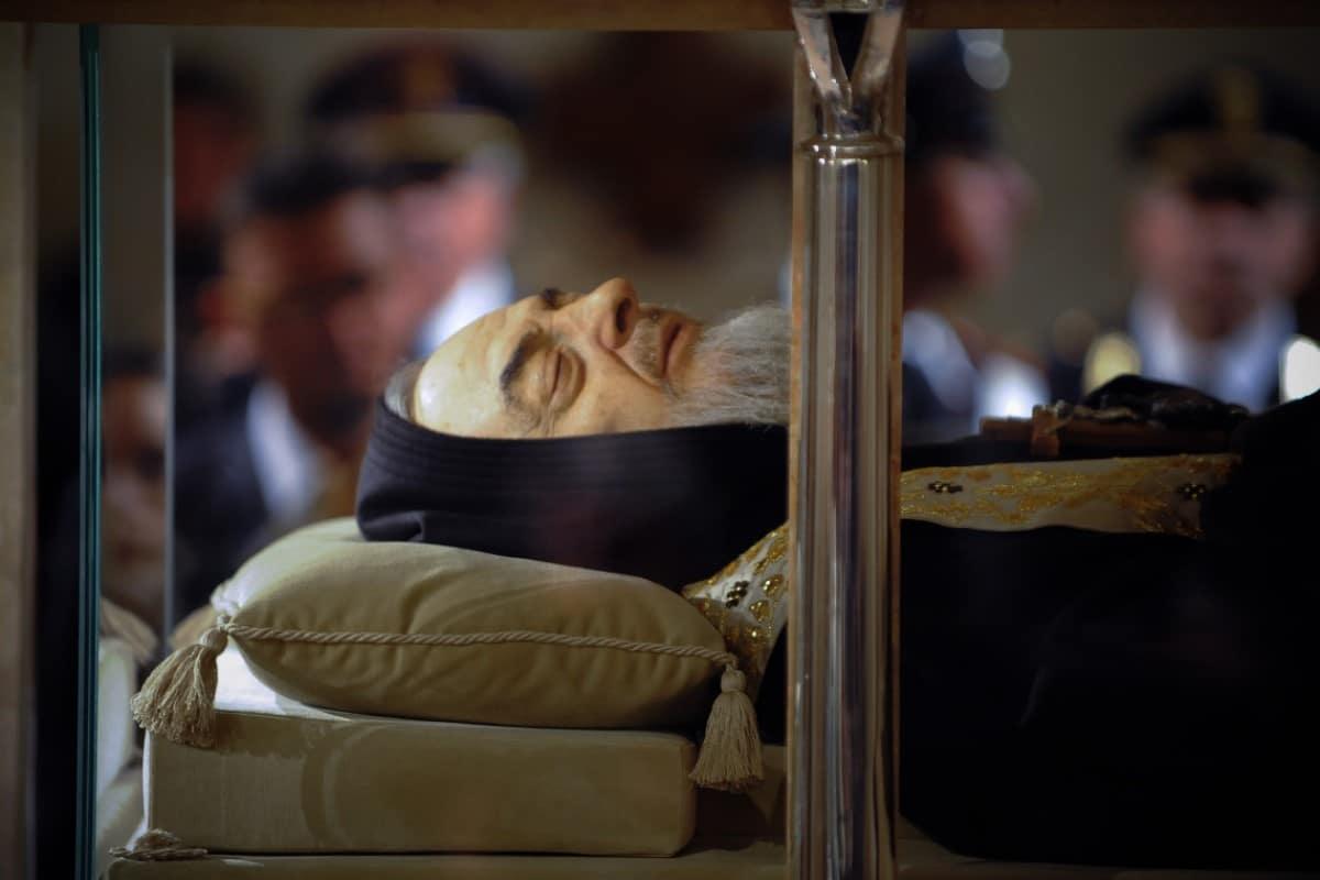 Los restos del padre Pío se encuentran en San Giovanni Rotondo, al sur de Italia. Foto EuropaPress