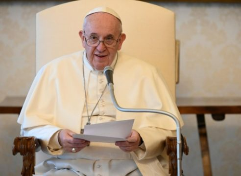 10 frases de aliento del Papa Francisco a los sacerdotes por la pandemia