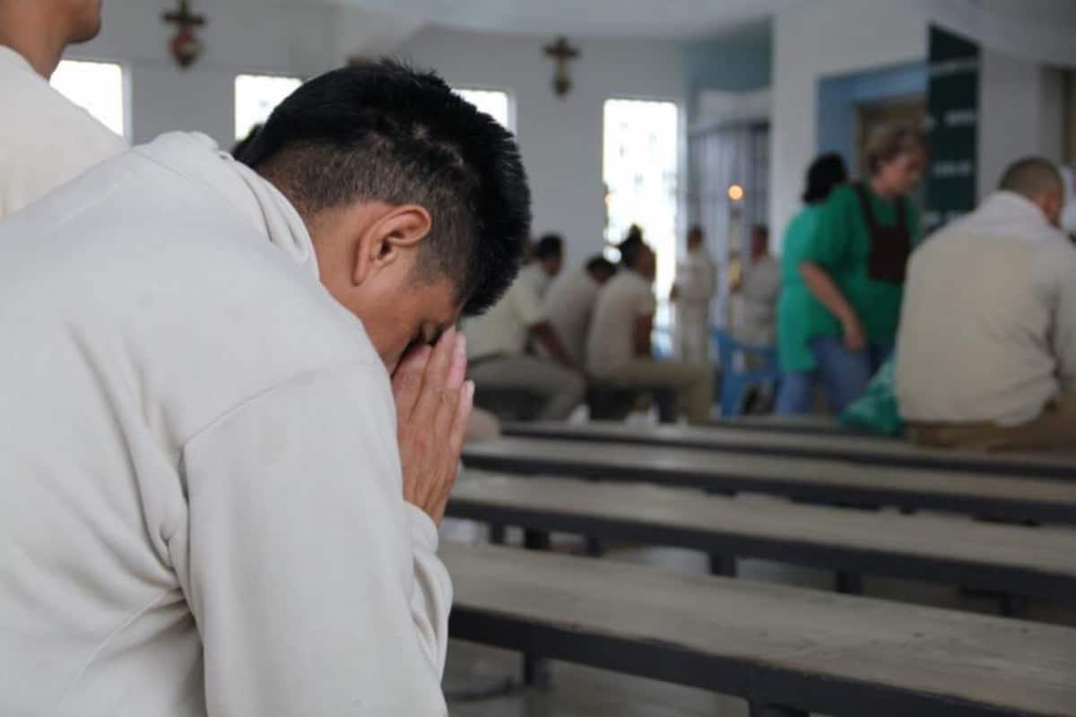 Pastoral Penitenciaria de la Arquidiócesis de México.