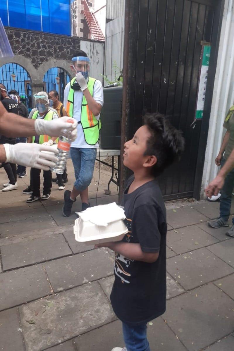 Foto: Saciando al Pobre A.C.