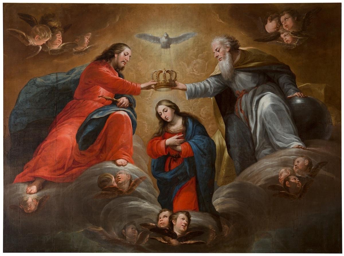 Virgen María, Reina del Cielo
