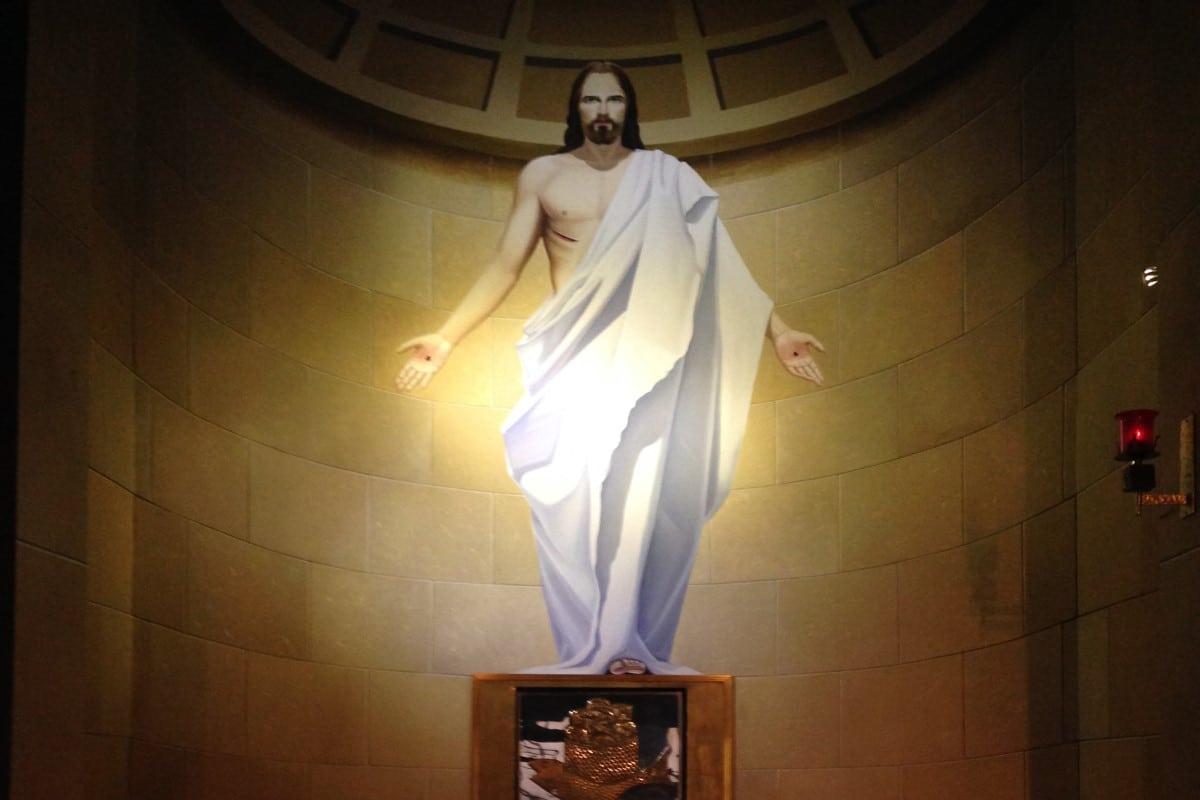 La resurrección del Señor es el vehículo de la verdadera y profunda paz. Foto: Cathipic