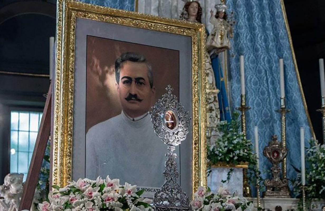 San José Moscati. Foto: Radio María.