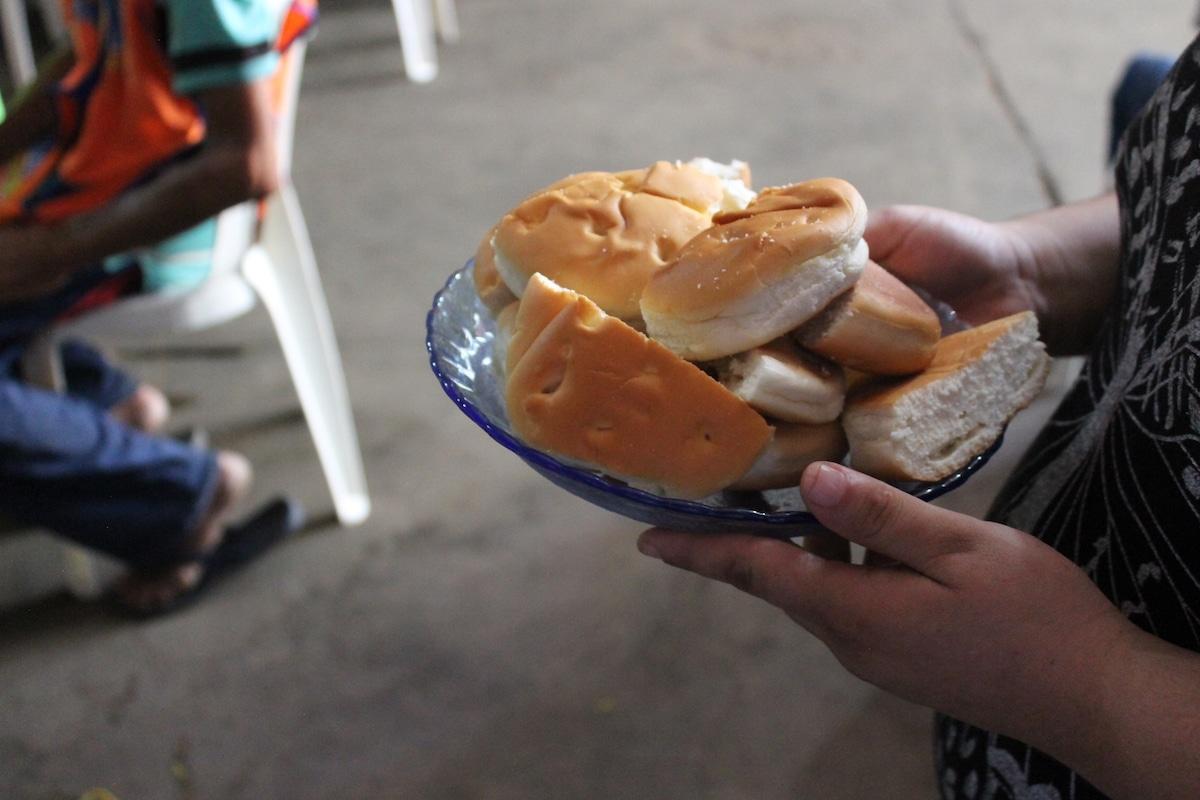 La falta de alimentos es un problema de las familias derivado de la pandemia de COVID-19. Foto: DLF