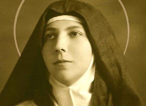Ella es Santa Teresa de los Andes, la primera santa chilena