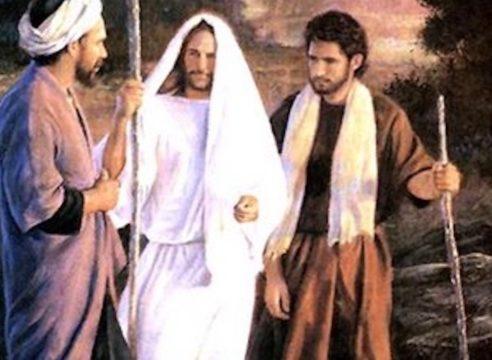Los simbolismos del camino a Emaús