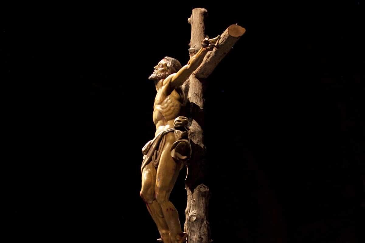 El Viernes Santo se recuerda la Pasión de Jesús. Foto: Cathopic