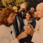 Exclusiva: Valentina Alazraki comparte sus anécdotas con Juan Pablo II