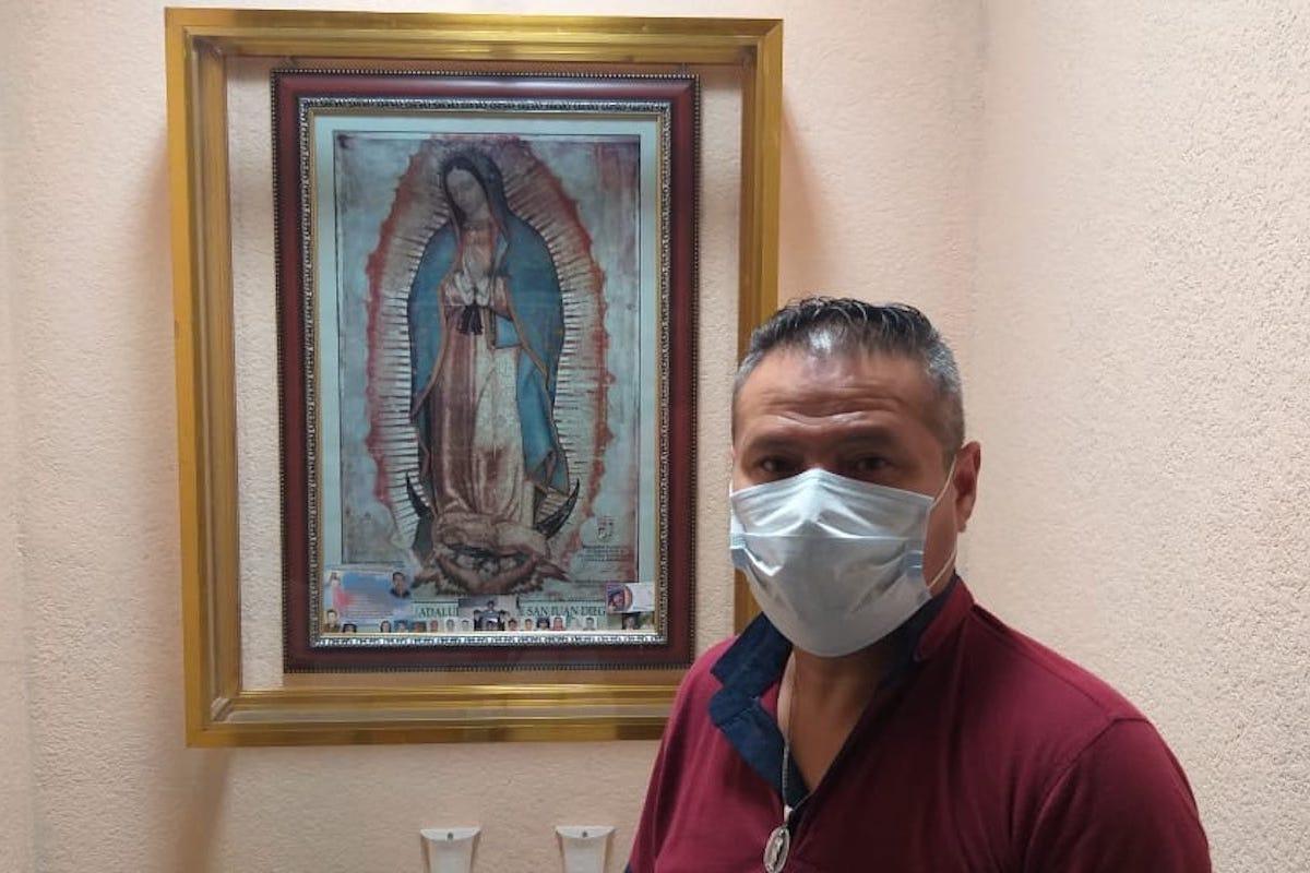 No hay mejor manera de servir, que entregar mis problemas a la Virgen de Guadalupe.