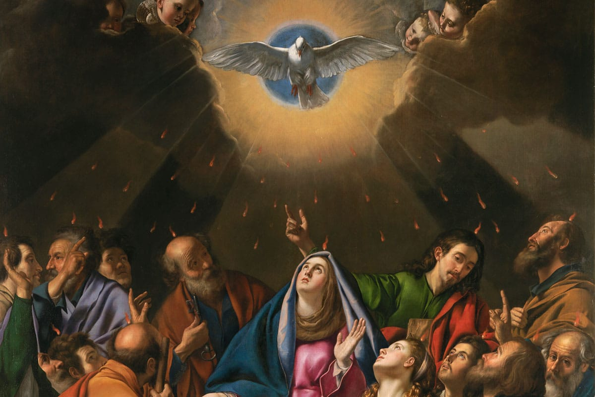 Solemnidad de Pentecostés.