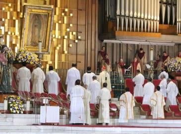 En la Basílica de Guadalupe celebran los 5 años de Laudato si'