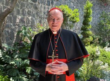 Ante la pandemia, confiemos en Dios: Cardenal Aguiar