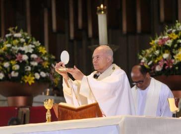 Homilía del Arzobispo Carlos Aguiar en el VI Domingo de Pascua