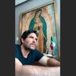 Eduardo Verástegui busca unir a un millón en un 'Rosario por el mundo'