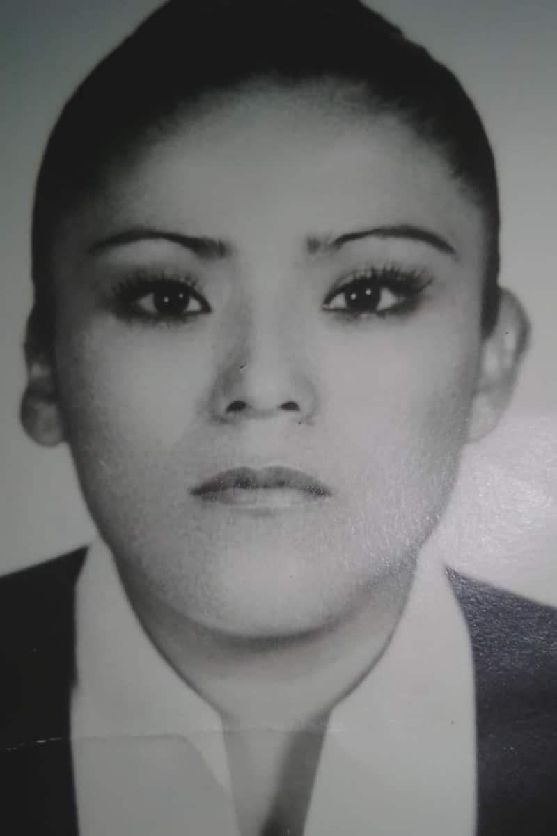 Magdalena González tiene 32 años como enfermera: Cortesía Magdalena González