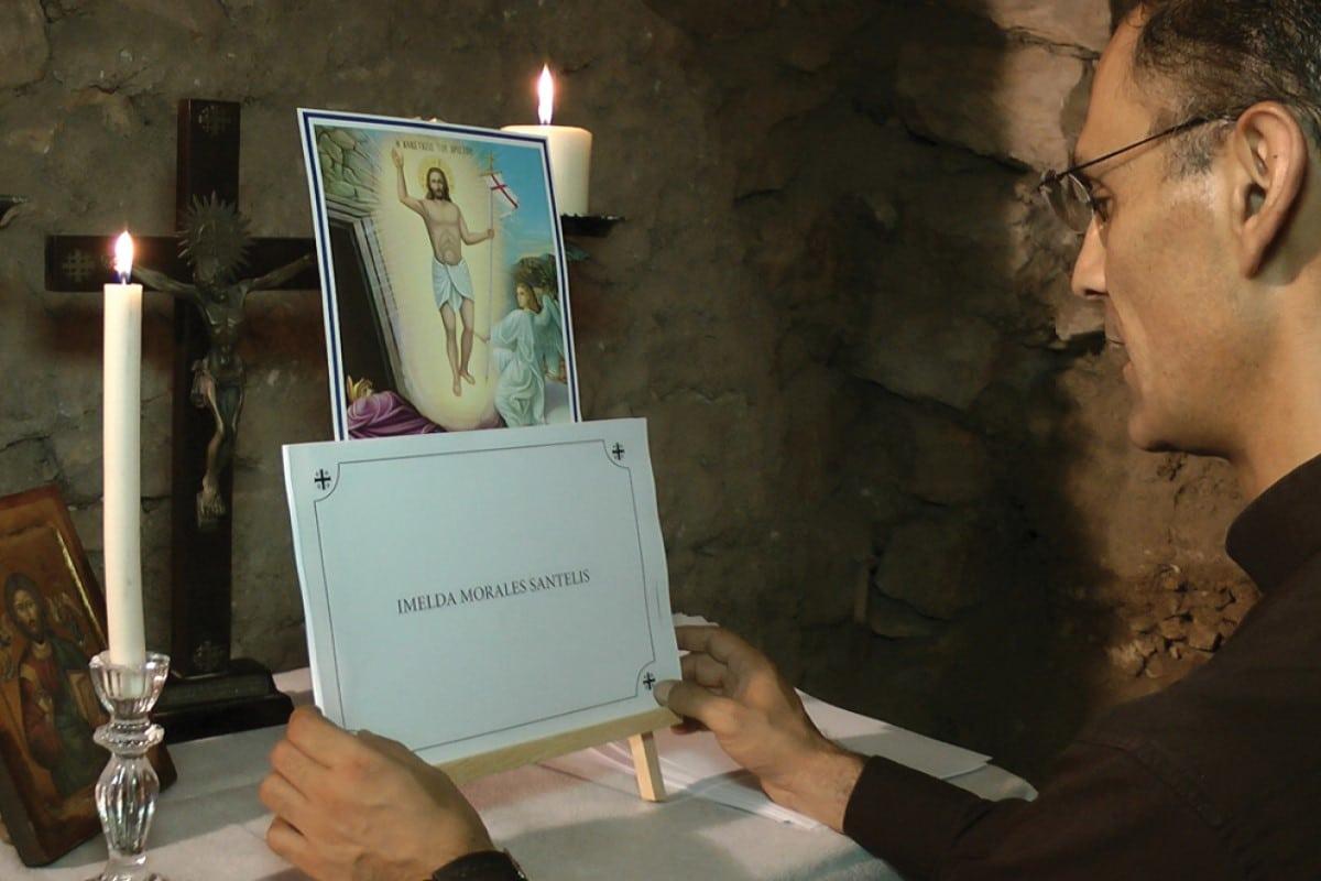 Grupo Gayosso envía el certificado de la participación en las intenciones de la Misa. Foto: Grupo Gayosso