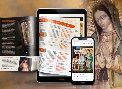 Guía del Rosario para pedir a la Virgen María que nos libre del COVID-19