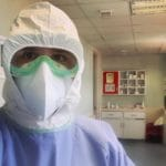 """""""Padre Pollo"""", del Facebook a la atención de enfermos de COVID-19"""