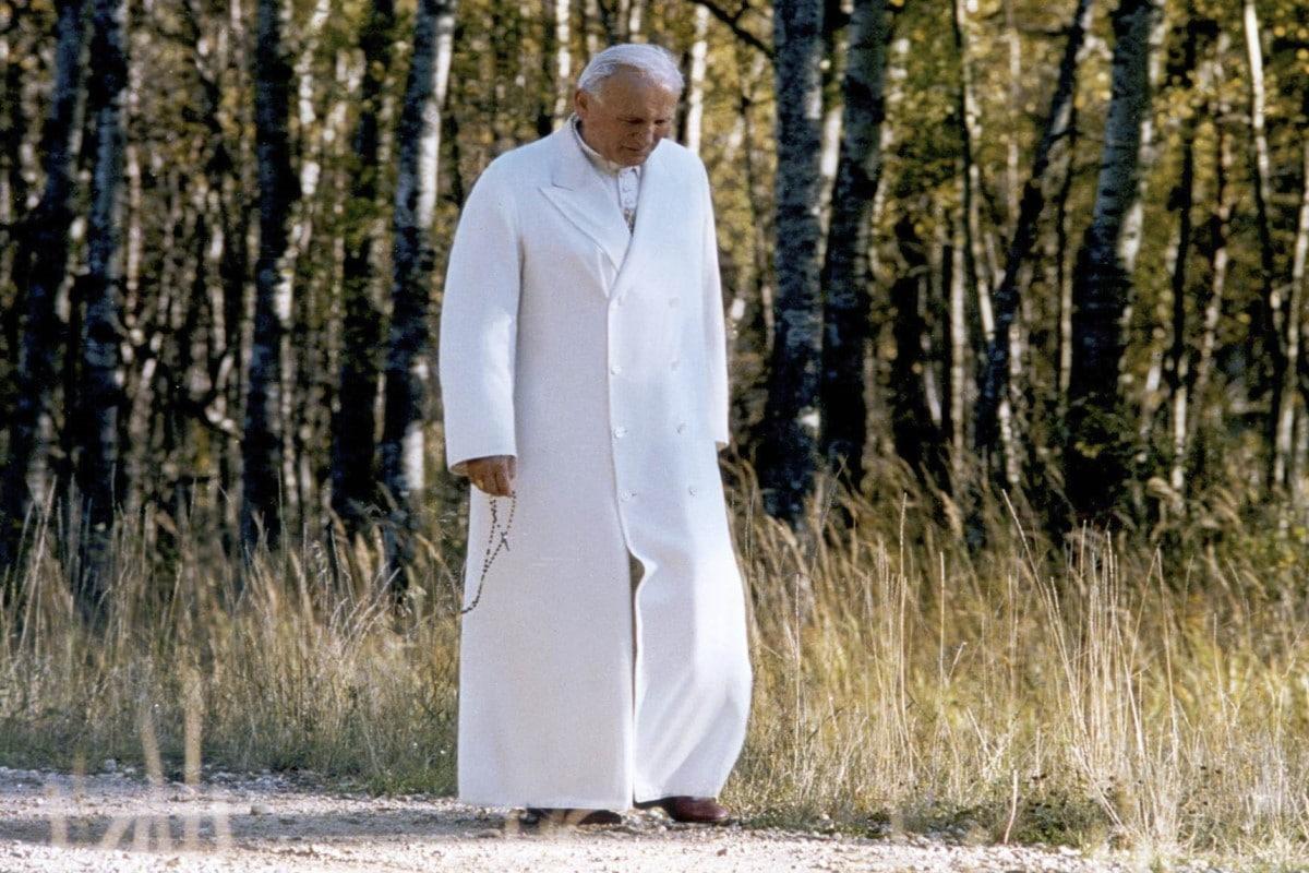 Juan Pablo II era un prolífico escritor. Foto Cathopic